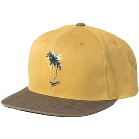 Rip Curl Plantation Snapback Cap Heren, mustard